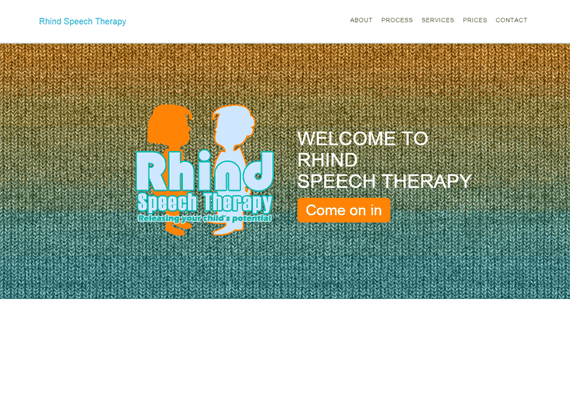 Rhind Speech Therapy commissioned a new responsive website for Rhind Speech Therapy; a Child Speech Therapy clinic based in Shropshire.